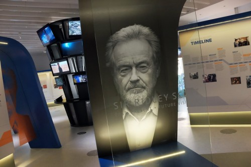 The Sir Ridley Scott: Past, Present and Future Visionary exhibition 1